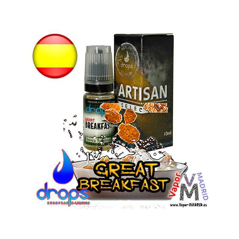 Great Breakfast 10Ml de Drops