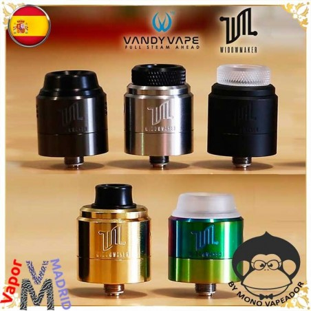 Widowmaker RDA by MonoVapeador