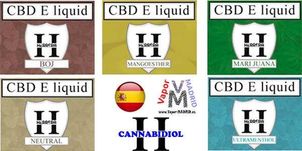 herrera CBD cannabidiol