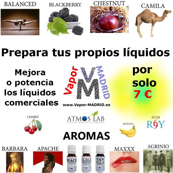 Bases y aromas