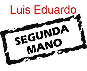 2ª Mano Luis Eduardo